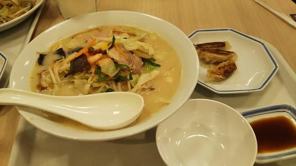 長崎ちゃんぽん麺2倍